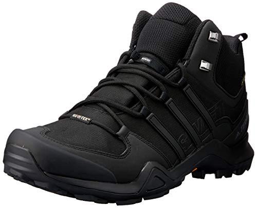 adidas Terrex Swift R2 Mid Gore-TEX Walking Boots - AW19-9 - Black