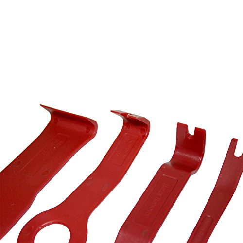 Car Trim Panel Removal Tool Auto Set–11Pcs Car Door Panel Interior