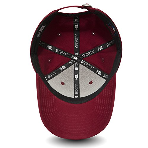 Yankees York Era Fits All Black NY 9forty OSFA White NY Unbekannt New Size Strapback Distressed Cardinal One MLB New Gorra 81q0xw