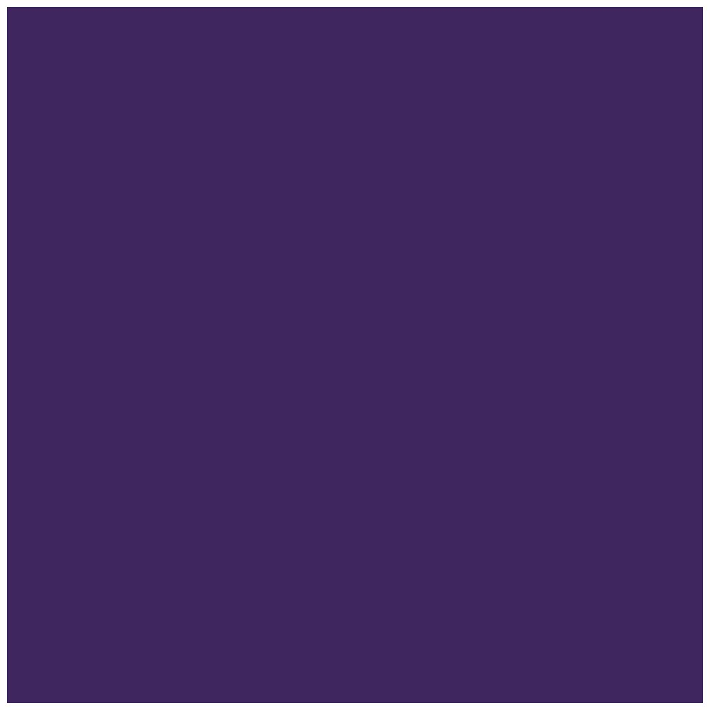 Rainbow Accents 0625JCWW004 24 Paper-Tray Mobile Storage with Paper-Trays, Purple