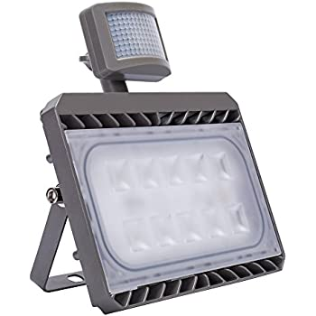 SOLLA LED Flood Light Motion Sensor 30W CREE LED Security Light
