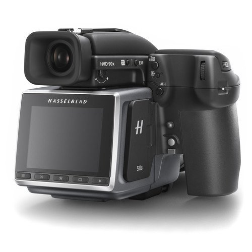 Hasselblad H6D-50c Medium Format DSLR Camera, Gray