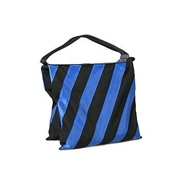 Amazon.com: Bolsa de arena arena negro y amarillo bolsa de ...
