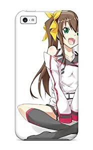 Sanp On Case Cover Protector For Iphone 4/4s (infinite Stratos)