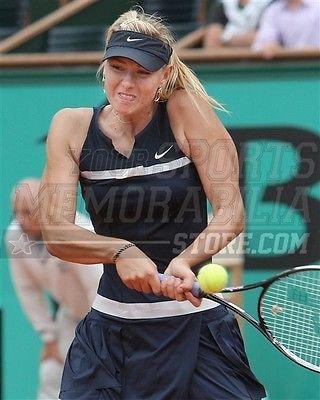 (Maria Sharapova strong return 8x10 11x14 16x20 photo 708 - Size)