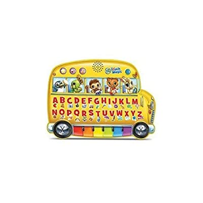 Touch Magic Learning Bus: Toys & Games