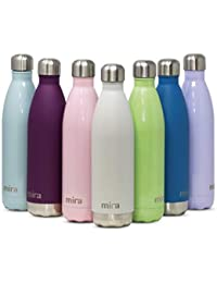 MIRA Stainless Steel Vacuum Insulated Water Bottle |...