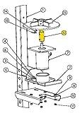 Buyers 3007809 Salt Spreader Spinner Hub with