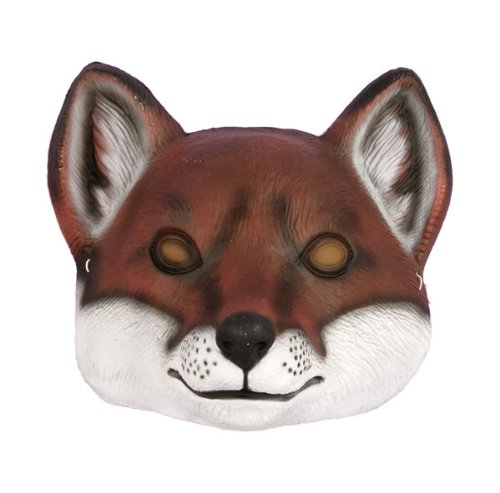 Forum Fox Novelties Deluxe Kinder Fox Forum Maske 452122