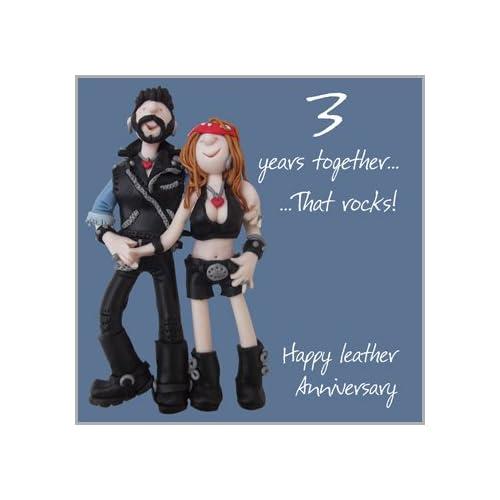 Third Wedding Anniversary Gifts Amazon