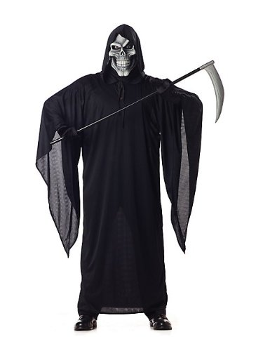 California Costumes Men's Grim Reaper Costume