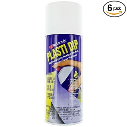 Amazoncom Plasti Dip Performix 11207 6pk Spray White 11