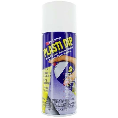 Plasti Dip Performix 11207-6PK Spray White, 11. Fluid_Ounces