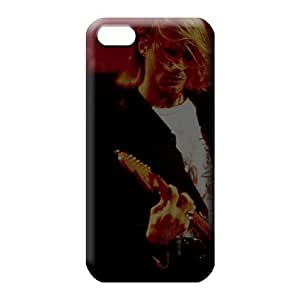 MMZ DIY PHONE CASEiphone 6 4.7 inch Durability Perfect New Arrival cell phone carrying covers kurt cobain live