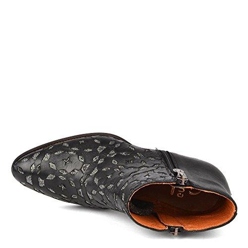 Femme à Borba Noir Noir pour Talons KANNA Bottes Chaussures Og0Tq