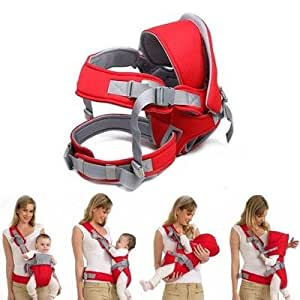 Amazon Com Dusiec Baby Carrier 4 Way Infant Carriers