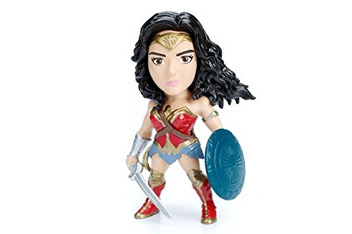 "Metals Wonder Woman Movie 4"" Diana Prince (M288) Toy Figure"