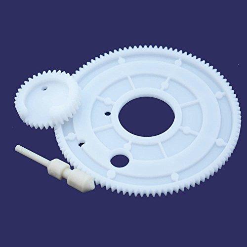Whirlpool Corp 4318061 Refrigerator Ice Maker Gear Kit Genuine Original Equipment Manufacturer (OEM) part