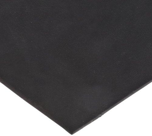 EPDM Sheet, Black, 0.032