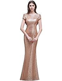 D amore evening dresses gold