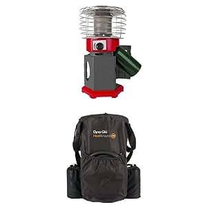 Dyna-Glo HA1360R-01 HeatAround360 -10K BTU-Red and Carrycase for HeatAround 360