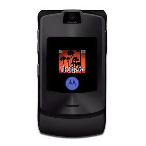locked Phone with Camera, MP3/Video Player, and MicroSD Slot-International Version with Warranty (Black) (Certified Refurbished) ()