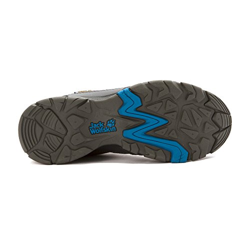 reputable site 4fb7d 18323 ... Jack Wolfskin Damen Leichtwanderschuhe Mountain Attack 5 Texapore lo  petrol (285) ...