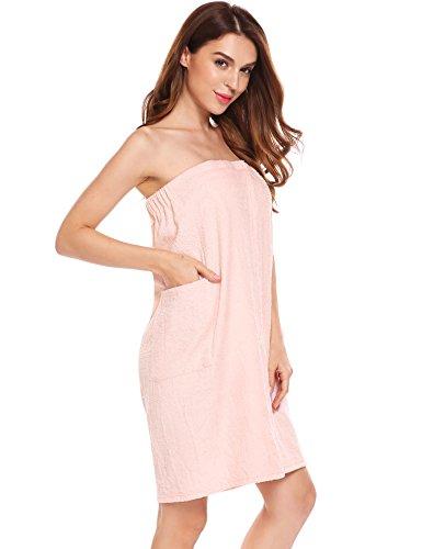Terry Strapless Dress - 7