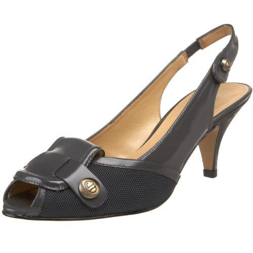 - Circa Joan & David Women's Lilton Slingback Sandal,MediumGrey/MediumGrey,9 M US