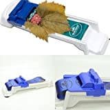 Sushi Roller Plastic Machine Kitchen Grape Cabbage Leaf Rolling Tool:New