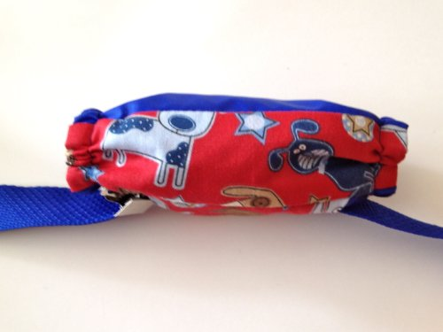 Doggie Doo Right (Blue, Patriotic Dogs)