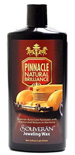Pinnacle Natural Brilliance PIN-300 Jeweling Wax, 16 fl. oz.