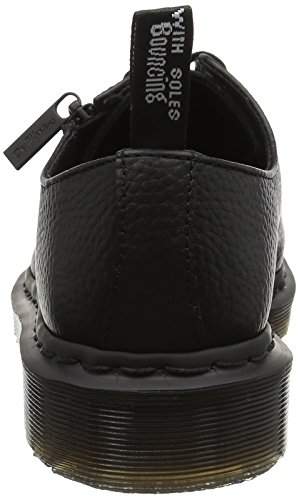 Blank zia zip Nera Martens W In Donne Aunt Women's black W Nero Dr 1461 Sally Black Bianco Derby Sally Delle Martens Derby Zip 1461 Dr wx0XB