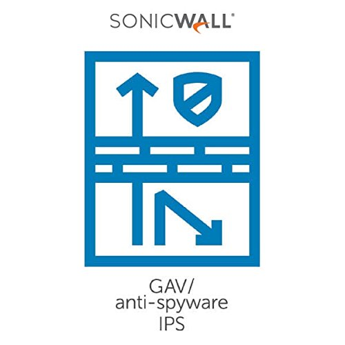 SONICWALL 01-SSC-4799 Gateway Anti-Malware, Intrusion Prevention and Application Contr
