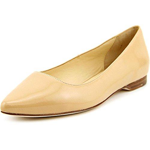 Cole Haan Women's Magnolia Skimmer Ballet Flat,Sandstone Embossed,8.5 B US