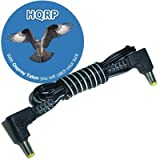 HQRP DC Cable Cord for Canon DC-930 DC930 4590B001 CA-930 fits EOS C100, XF100 High Definition Camcorder + Coaster