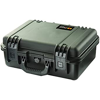 iM2200 Storm(TM) Case with Pick N Pluck(TM) Foam (Black)