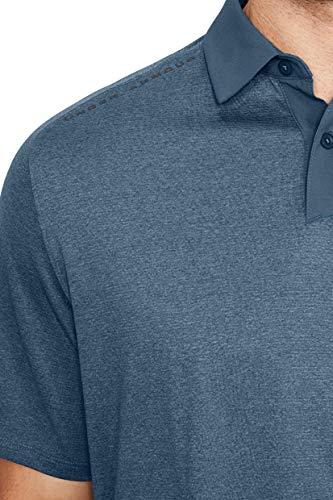 [アンダーアーマー] ゴルフ/ポロシャツ スレッドボーン ポロ メンズ 1306111