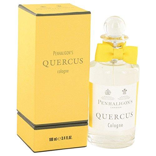 Price comparison product image Quercus by Penhaligon's Eau De Cologne Spray (Unisex) 3.4 oz -100% Authentic