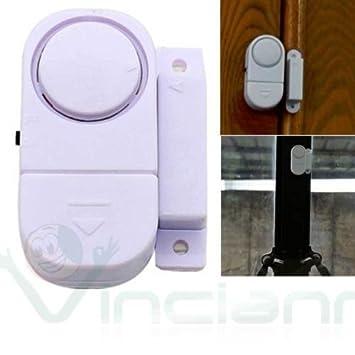 Alarma Sensor anti intrusión Puerta Puertas ventana ventana ...