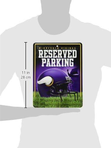 NFL Alta resolución Metal señal de Prohibido aparcar, Washington ...
