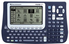 TI Voyage 200 Personal Learning Tool VOY200PWB3L1A