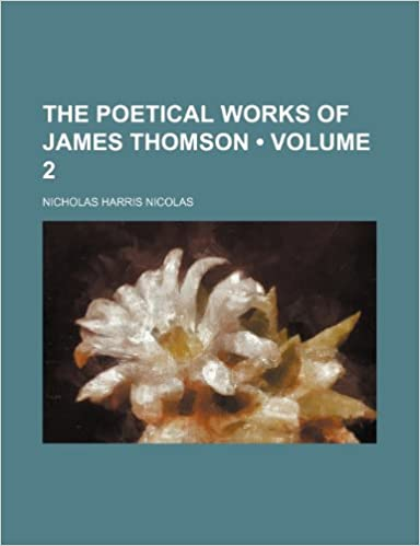 Book The Poetical Works of James Thomson (Volume 2)