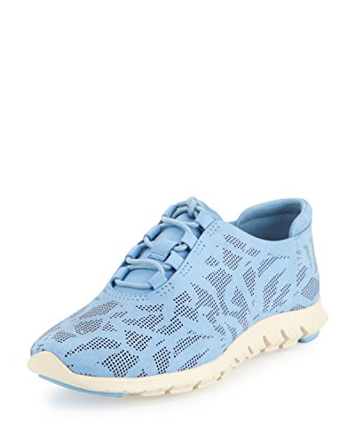 Zerogrand DUSK Sneaker BLUE Perforated Women's Trainer Cole Fashion Haan 0qHawznR