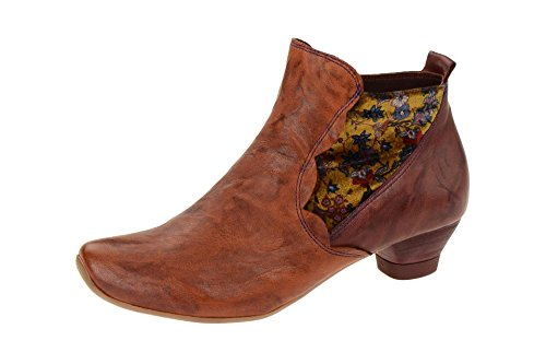 Aida Think Marron Aida Bottes Femme Think qPxqY70