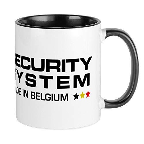 CafePress Belgian Shepherd - Malinois Mugs Unique Coffee Mug, Coffee Cup (Mug Malinois Belgian)