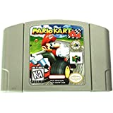 Game Cartridge for Nintendo N64 Mario Kart 64 Video Card US Version High Quality