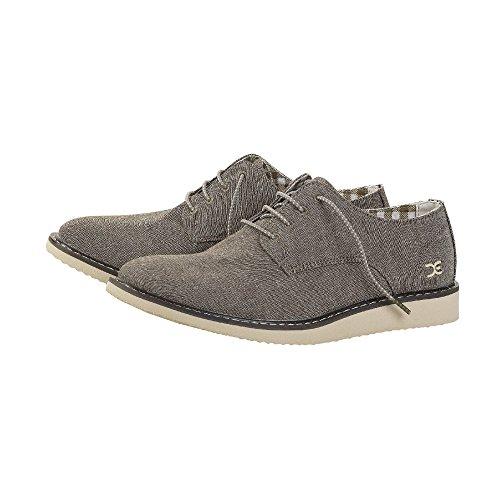 Shoe Dude Tela Brown amp; Shoes Beige Fango Derby Verona Men's wqqYrxU1