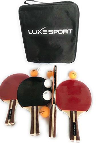 Review Ping Pong Paddle Set