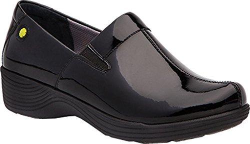 Work Wonders by Dansko Women's Coral Black Patent Shoe